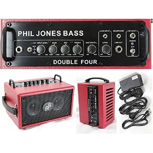 PHIL JONES BASS Double Four RED ベースアンプ