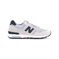 New Balance - 565 sneakers - men - レザー/ナイロン/ポリエステル/rubber - 44