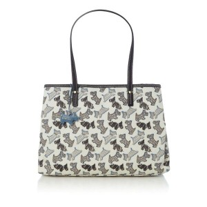 ラドリー レディース バッグ トートバッグ【Radley Fleet street large multi compartment tote bag】Ivory