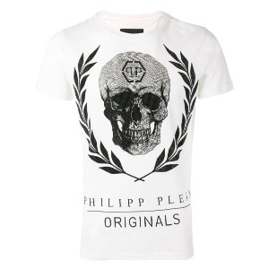 Philipp Plein - Bone Tシャツ - men - コットン - S