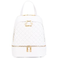 Baldinini - quilted backpack - women - レザー - ワンサイズ