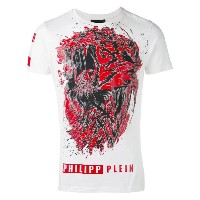 Philipp Plein - Lion Roar Tシャツ - men - コットン - S