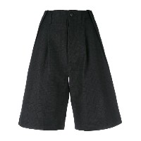 Klasica - checked shorts - women - ラミー - 2