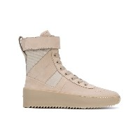 Fear Of God - military sneaker boots - women - カーフレザー/レザー/rubber - 37