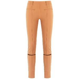 Gloria Coelho - skinny pants - women - Elastodiene/ポリアミド - 38