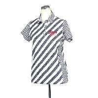 【WOMENS】FICCE GOLF 半袖シャツ