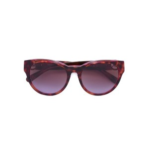 Michael Kors Kids - round frame sunglasses - kids - アセテート - ワンサイズ