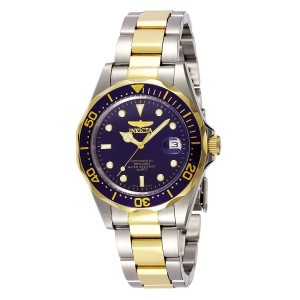 インヴィクタ Invicta Men's 8935 Pro Diver Collection Two-Tone Stainless Steel Watch with Link Bracelet ...