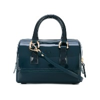 Furla - Petrolio tote - women - rubber - ワンサイズ