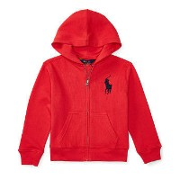 Cotton French Terry Hoodie_112932966 polo