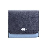 COACH OUTLET コーチ アウトレット 二つ折り財布 F57825 SVLLE coo5【como】