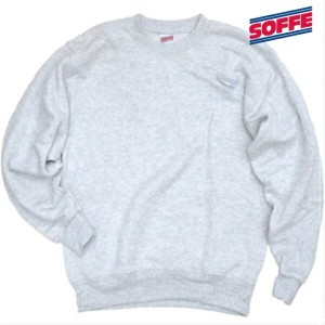 SOFFE(ソフィー)AIR FORCE Sweat Shirt [D1075418][ASH]