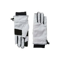 アンダーアーマー Under Armour レディース アクセサリー 手袋【UA Elements Fleece Glove】Air Force Gray Heather/Silver