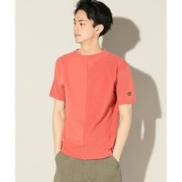 THE DRAWING ROOM / ザ ドローイングルーム:ARMY CREW JERSEY MIX S/S【ジャーナルスタンダード/JOURNAL STANDARD メンズ Tシャツ・カットソー...