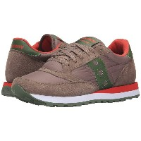サッカニー Saucony Originals メンズ シューズ・靴 スニーカー【Jazz Original】Light Brown/Green