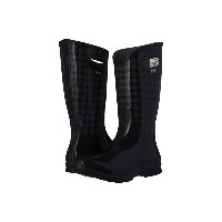 ボグス Bogs レディース シューズ・靴 ブーツ【Berkley Houndstooth Waterproof Boot】Black Multi