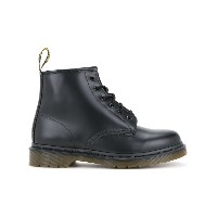 Dr. Martens - 6 eye boots - men - レザー - 8