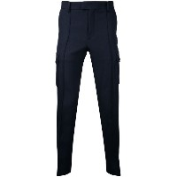 Undercover - flap pocket tailored trousers - men - ポリエステル - 3