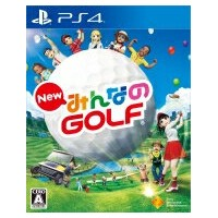 【送料無料】 Game Soft (PlayStation 4) / New みんなのGOLF 【GAME】
