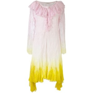 Philosophy Di Lorenzo Serafini - dip dye dress - women - ポリエステル - 38