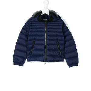 Ai Riders On The Storm Kids - padded jacket - kids - ダウンフェザー/ナイロン - 12歳
