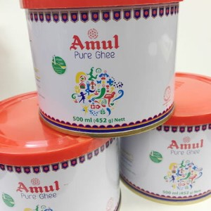 ピュア ギー Amul Pure Ghee 500ml(452g)