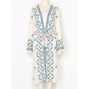 TODAYFUL Embroidery Long Gown トゥデイフル【送料無料】