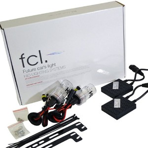 fcl 55W HB4 6000K HIDコンバージョンキットFHID-559606S