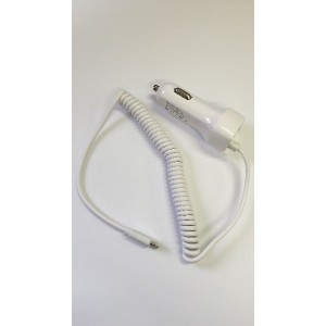 【PCATEC】 iPhone5/iPod5/iPod nana7用 2in1シガーソケット to Cable /USBコネクタ車載用充電器