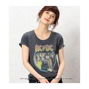 CB GRS AC/DC Tシャツ【グリーンレーベルリラクシング/green label relaxing Tシャツ・カットソー】