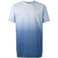 Jil Sander - ombré T-shirt - men - コットン - L