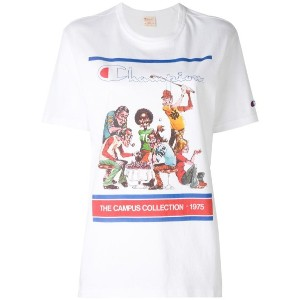 Champion - Campus Collection Tシャツ - men - コットン - S