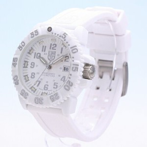 LUMINOX/ルミノックス3057WHITEOUT/ホワイトアウト(ラバーベルト) SWISS QUARTZ/Navy SEALs DIVE WATCH 3050 COLORMARK SERIES...