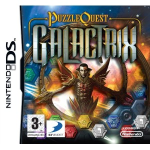PUZZLE QUEST: GALACTRIX (NDS) (輸入版)