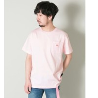 UR Vincent et Mireille SHORT-SLEEVE POCKET T-SHIRTS【アーバンリサーチ/URBAN RESEARCH Tシャツ・カットソー】