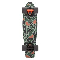 "Penny Skateboard(ペニースケートボード) PENNY GRAPHICS COMPLETE 22"" 0PGR1 NOT SO CAMO 全長22インチ(約56cm)、幅約15cm"