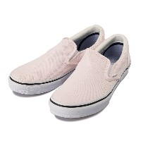 【VANS】 ヴァンズ SLIP ON スリッポン V98CL KANOKO 17SP CANDY PINK