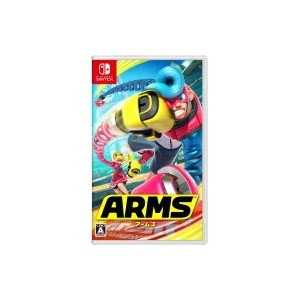 【送料無料】 Game Soft (Nintendo Switch) / ARMS 【GAME】