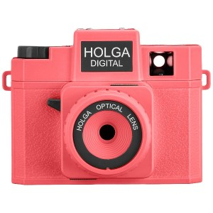 HOLGA DIGITAL Limited Color Neon Orange