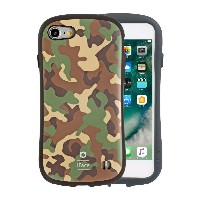 iPhone7 ケース カバー iFace First Class Military ストラップホール付き 正規品 / カーキ