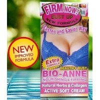 NEW FORMULA!!! PUERARIA MIRIFICA HERBAL CREAM and SOAP BREAST SET BIO-ANNE BUST ENLARGE + COLLAGEN...