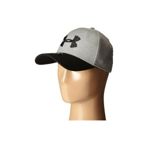 アンダーアーマー Under Armour メンズ 帽子 キャップ【UA Closer 2.0 Cap】True Gray Heather/Graphite/Black