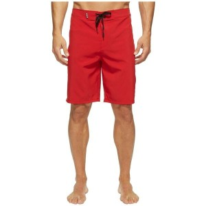 "ハーレー Hurley メンズ 水着 海パン【Phantom One and Only Boardshorts 20""】Gym Red"