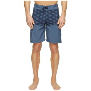 コロンビア Columbia メンズ 水着 海パン【Low Drag Board Shorts】Dark Moutain Tarpon Scales