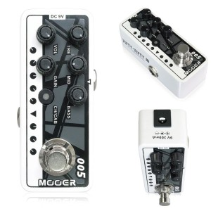 Mooer Micro Preamp 005 プリアンプ ギターエフェクター
