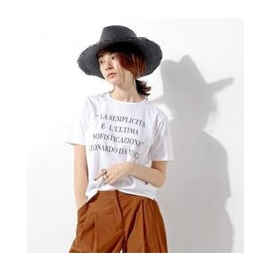 <mando>LETTERED TEE-united LOVE project 20172 †【ユナイテッドアローズ/UNITED ARROWS Tシャツ・カットソー】