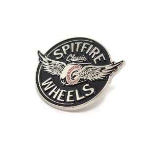 SPITFIRE BADGE(スピットファイヤー) バッジ FLYING CLASSIC LAPEL PINS