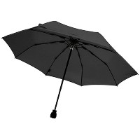 (ユーロシルム)EuroSCHIRM light trek umbrella Black 19570016001000