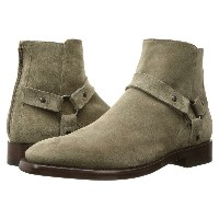 フライ Frye メンズ シューズ・靴 ブーツ【Weston Harness】Light Grey Soft Oiled Suede