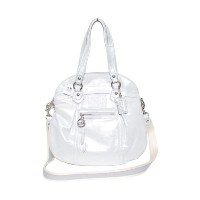 (コーチ) COACH 2WAYショルダーバッグ ポピー POPPY LEATHER HIGHLIGHT STARDUST 16283-SV/SR レディ...